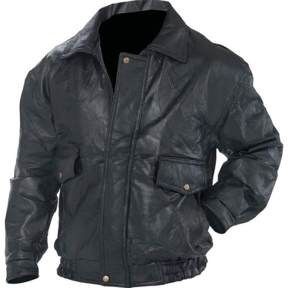 Napoline™ Other - Napoline™ Roman Rock™ Genuine Leather Jacket